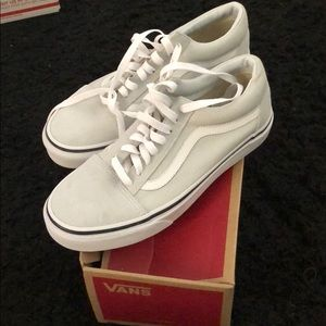 Brand New Vans Old Skool Ice Flow